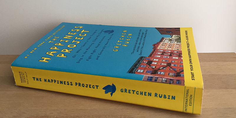 happiness project book